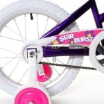 Dynacraft-Magna-Starburst-Girls-Bike-16-Inch-PurpleWhitePink-0-1