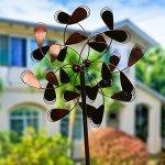 Fancy-Gardens-Whimsical-Leaves-Garden-Spinner-0