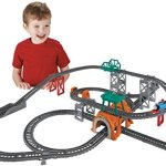 Fisher-Price-5-In-1-Track-Builder-Set-0