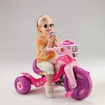 Fisher-Price-Barbie-Lights-Sounds-Trike-0-2