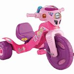 Fisher-Price-Barbie-Lights-Sounds-Trike-0