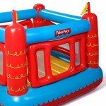 Fisher-Price-Bouncetastic-Inflatable-Castle-Bouncer-With-Removable-Mesh-Walls-0-1