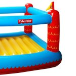 Fisher-Price-Bouncetastic-Inflatable-Castle-Bouncer-With-Removable-Mesh-Walls-0-2