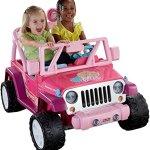 Fisher-Price-Power-Wheels-Barbie-Jammin-Jeep-Wrangler-0