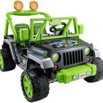 Fisher-Price-Power-Wheels-Teenage-Mutant-Ninja-Turtle-Jeep-Wrangler-0-0