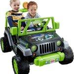 Fisher-Price-Power-Wheels-Teenage-Mutant-Ninja-Turtle-Jeep-Wrangler-0-1