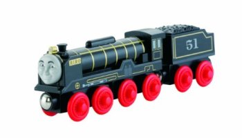 Fisher Price Thomas Friends Wooden Railway Giggling Troublesome
