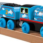 Fisher-Price-Thomas-Friends-Wooden-Railway-Roll-Whistle-Edward-Battery-Operated-0-0