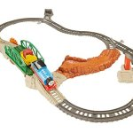Fisher-Price-TrackMaster-Daring-Derail-Train-Set-0