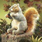 Folkmanis-Gray-Squirrel-Hand-Puppet-0-1
