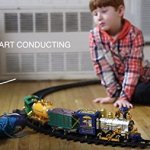 Ginzick-Rc-Remote-Control-Super-Fun-Classic-Electric-Train-Set-with-Lights-Sounds-and-Real-Smoke-Perfect-Gift-and-Special-for-Holiday-0-1
