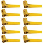 Gold-Foil-Blowout-Noisemakers-Birthday-Anytime-Party-Favours-Value-Pack-144-Pk-0-0