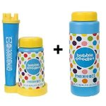 Gymboree-Bubble-Ooodles-Toy-Set-with-Wand-Blower-Tray-and-4oz-Bubble-Mixture-and-Bonus-8-oz-Refill-0