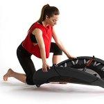 Half-Fold-Rebounder-Mini-Trampoline-Lifetime-All-Parts-Warranty-Folding-Portable-Jogging-Fitness-Small-Tramp-Excercise-Equipment-0-2