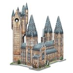 Hogwarts-Astronomy-Tower-3D-Jigsaw-Puzzle-875-pieces-0-1