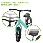 Homitt-Kids-Balance-Bike-No-Pedal-Push-Bicycle-for-Kids-from-Age-18-Months-to-5-Years-0-0