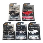 Hot-Wheels-2015-exclusive-James-Bond-007-collection-bundle-of-5-diecast-cars-0