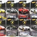 Hot-Wheels-2017-Lamborghini-Bundle-of-8-Die-Cast-Vehicles-164-Scale-0