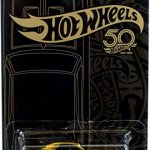 Hot-Wheels-2018-50th-Anniversary-Black-Gold-Series-67-Camaro-Chase-164-Scale-Diecast-Model-Car-0