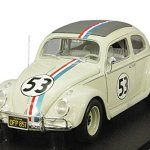 Hot-Wheels-Elite-Heritage-Herbie-The-Love-Bug-Vehicle-118-Scale-0