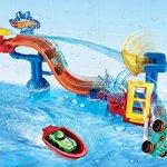 Hot-Wheels-Splash-Rides-Splashdown-Station-Play-Set-0-0
