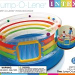 Intex-Jump-O-Lene-Transparent-Ring-Inflatable-Bouncer-71-X-34-for-Ages-3-6-0-1