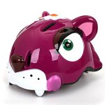 JKSPORTS-Shell-Si-cyclingd-child-helmet-ice-skating-round-slippery-safety-helmet-bicycle-One-piece-take-light-helmet-ride-go-material-0