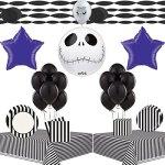 Jack-Skellington-Party-Supplies-Nightmare-Before-Christmas-Balloon-Decoration-Kit-0