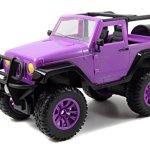 Jada-Toys-GIRLMAZING-Big-Foot-Jeep-RC-Vehicle-116-Scale-Purple-0-1