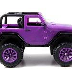Jada-Toys-GIRLMAZING-Big-Foot-Jeep-RC-Vehicle-116-Scale-Purple-0-2