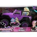 Jada-Toys-GIRLMAZING-Big-Foot-Jeep-RC-Vehicle-116-Scale-Purple-0