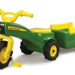 John-Deere-Pedal-Tractor-And-Wagon-0