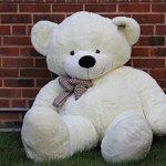 Joyfay-Giant-Teddy-Bear-7865-Feet-White-0-2
