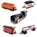 Joyin-Classic-Holiday-Electric-Premium-Train-Set-BIG-Train-12-Engine-with-Lights-Sounds-and-Remote-Control-5-Train-Cars-and-Tracks-for-Christmas-Toy-Christmas-Gift-Christmas-Tree-Decor-0-1