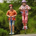 Jumparoo-Boing-Pogo-Stick-by-Air-Kicks-Medium-for-Kids-60-100-Lbs-Assorted-Colors-Blue-or-Red-0-2
