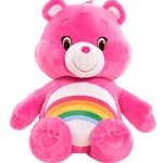 Just-Play-Care-Bears-Hug-Giggle-Feature-Cheer-Plush-0-2