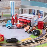 KIDKRAFT-Disney-Pixar-Cars-3-Florida-55-Piece-Wooden-Track-Set-with-Accessories-and-Table-0-1