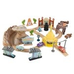 KIDKRAFT-Disney-Pixar-Cars-3-Radiator-Springs-50-Piece-Wooden-Track-Set-with-Accessories-0