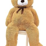 Kangaroos-Jumbo-5-Foot-Stuffed-Teddy-Bear-Plush-Toy-0-2