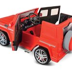 Kid-Motorz-Mercedes-Benz-G63-AMG-One-Seater-In-Red-12V-Ride-On-0-1