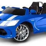 Kid-Trax-Dodge-Viper-SRT-12V-Ride-On-0