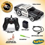KidiRace-RC-Remote-Control-Police-Car-for-Kids-Rechargeable-Durable-and-Easy-to-Control-0-0