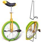 Kobe-Unicycle-with-Aluminum-Wheel-Rim-20-Yellow-Green-0-1