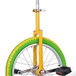 Kobe-Unicycle-with-Aluminum-Wheel-Rim-20-Yellow-Green-0