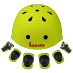 Lanova-Kids-Protective-Gear-Set7Pcs-Sport-Safety-Equipment-Adjustable-Child-Helmet-Knee-Elbow-Pads-Wrist-Guards-for-Skating-Skateboard-and-Other-Sports-Outdoor-Activities-0
