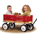 Large-Wooden-Town-Country-Wagon-in-Red-0-0