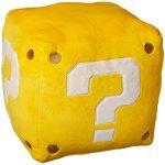 Little-Buddy-USA-Super-Mario-Series-10-Large-Coin-Block-Pillow-Stuffed-Plush-0