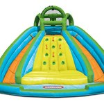 Little-Tikes-Rocky-Mountain-River-Race-Inflatable-Slide-Bouncer-0-0