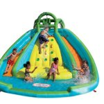 Little-Tikes-Rocky-Mountain-River-Race-Inflatable-Slide-Bouncer-0