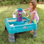 Little-Tikes-Sandy-Lagoon-Waterpark-Play-Table-TealGreen-0-1